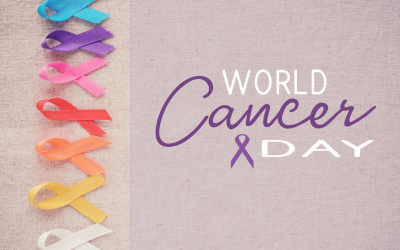 World Cancer Day is February 4.