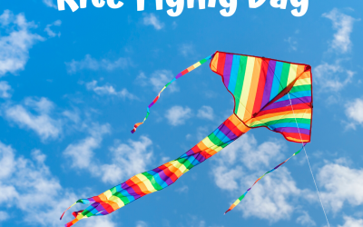 Fly a Kite on Feb. 8!