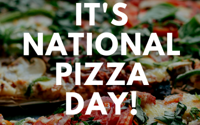 Have a Slice of Pizza on Feb. 9!
