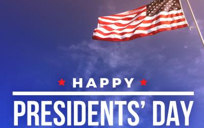 Happy President's Day (Feb. 17)