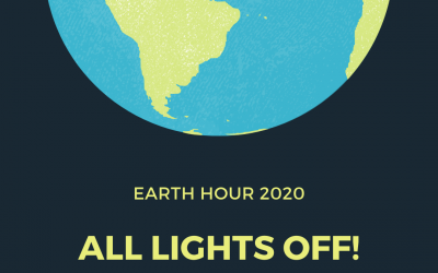 Celebrate Earth Hour – March 28!