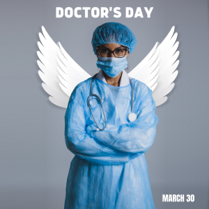 Show Appreciation for Doctors on March 30!