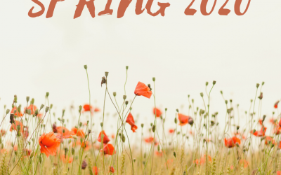March 19 is the start of Spring 2020!