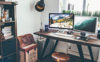 Working From Home? Let's Set Up Your Home Office!