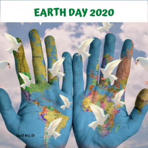 April 22 is Earth Day!