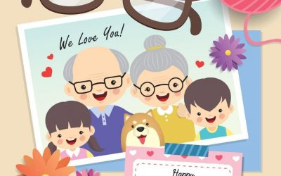 National Grandparent's Day! (Sept. 13)