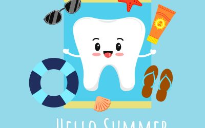 Oral Health Tips to Get You Through Summer