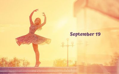 Dance is Art in Motion (Sept. 19)