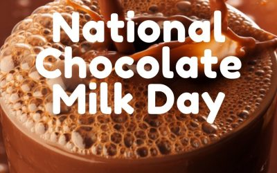 Take a Sip of Chocolate Milk on Sept. 27!
