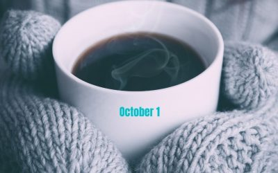 It's Coffee Time on October 1!