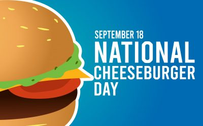 Time for Cheeseburger on Sept. 18!
