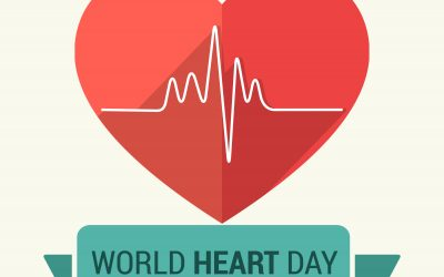 World Heart Day – Sept. 29!