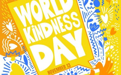 World Kindness Day is Nov. 13!