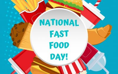 National Fast Food Day! (Nov. 16)
