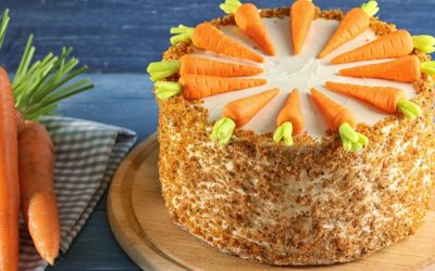 Time for a Slice of Carrot Cake on Feb. 3!
