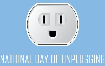 National Day of Unplugging (3.5.2021)