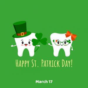 Happy St. Patrick's Day 2021!