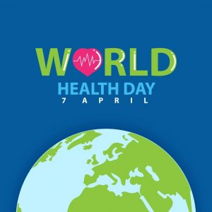 World Health Day 2021! (April 7)