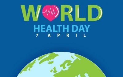 World Health Day 2021! (April 7)