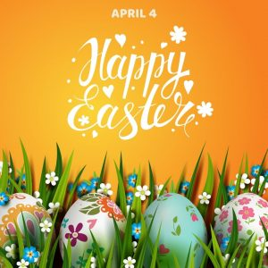 Happy Easter 2021! – April 4