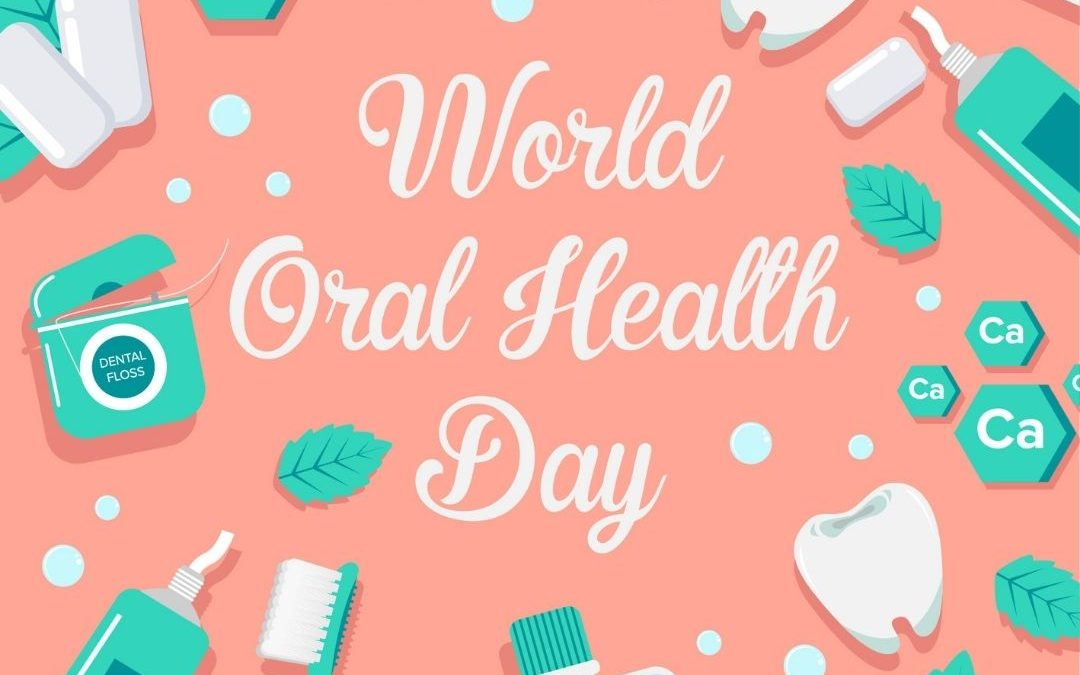 World Oral Health Day 2021 is March 20!