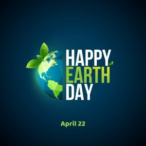 Happy Earth Day 2021! (April 22)