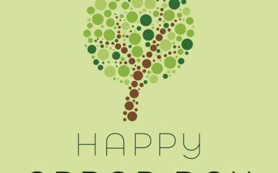 Happy 2021 Arbor Day! (April 30)