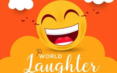 World Laughter Day 2021! (May 2)