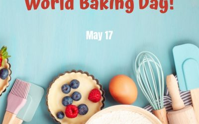 It's Baking Time on May 17!