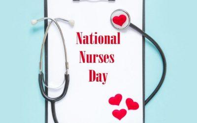 National Nurses Day 2021 (May 6)