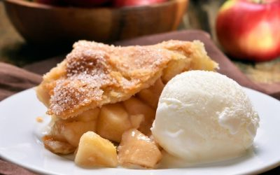 Time for Apple Pie on May 13!
