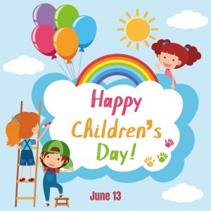 Celebrate Children on June 13!