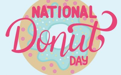National Donut Day 2021!