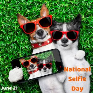 National Selfie Day 2021!
