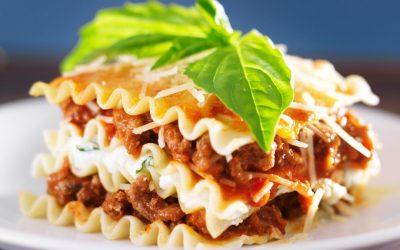 National Lasagna Day 2021! (July 29)