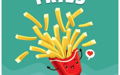 National Fries Day 2021! (July 13)