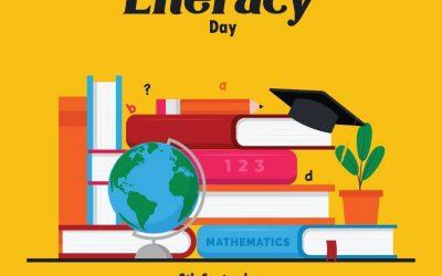 International Literacy Day 2021! (Sept. 8)