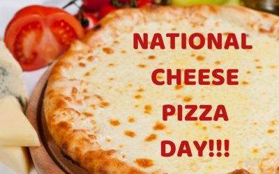 Grab a Slice of Cheese Pizza on September 5!