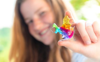 Caring for Your Kid's Retainers