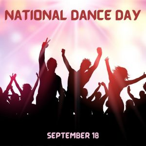 Show Off Your Dancing Skills on Sept. 18!