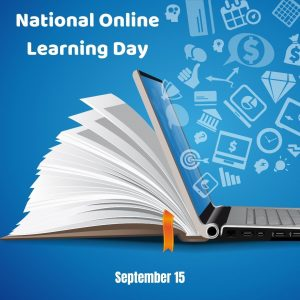Sept. 15 is National Online Learning Day 2021!