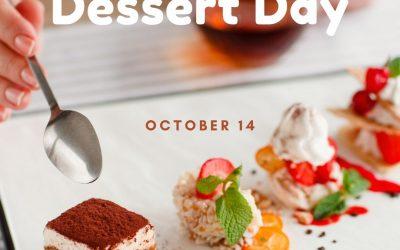 National Dessert Day 2021!