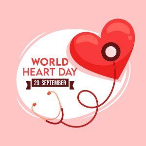 World Heart Day 2021! (Sept. 29)