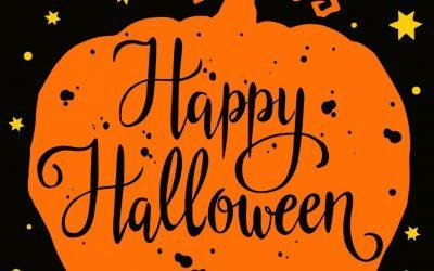 It's Halloween 2021! (Oct. 31)