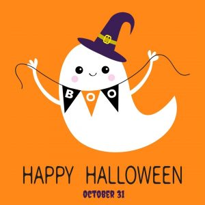 Boo! Happy Halloween 2021! (Oct. 31)